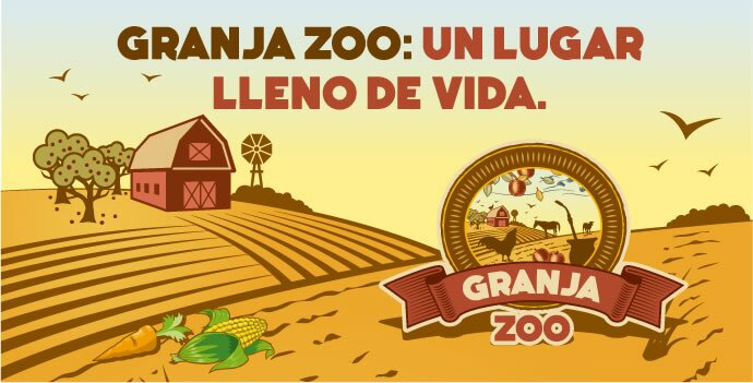 Visitas Educativas en Granja Zoo